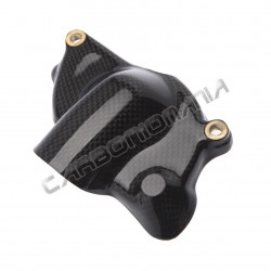 Carbon fiber pump water cover for Ducati 848 1098 1198 Performance Quality