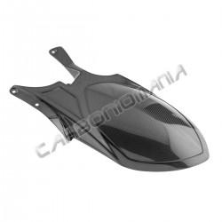 Carbon fiber rear fender for Ducati 848/1098/1198
