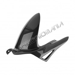 Carbon fiber rear fender for MV Agusta Brutale 989 2008 Performance Quality