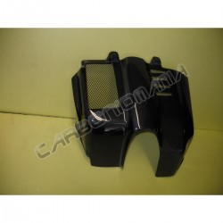 Carbon fiber cover engine for Aprilia CAPONORD