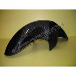Carbon fiber front fender for Aprilia CAPONORD