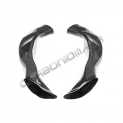 Carbon fiber air ducts for HONDA CBR 1000 RR 2008 2011