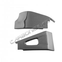 Carbon fiber swingarm cover for Honda CBR 600 RR 2003 2004