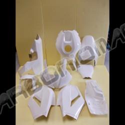 Glass resin racing motorcycle fairing for Honda CBR 600 RR 2013