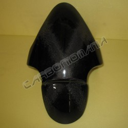 Carbon fiber front fender for Triumph 675