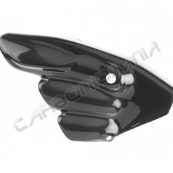 Paracalore protezione scarico in carbonio MV  AGUSTA F3 Performance Quality