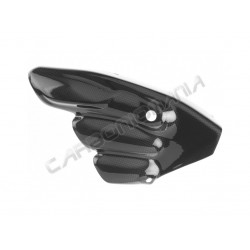Carbon fiber exhaust heat shield for MV AGUSTA F3 Performance Quality