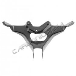 Carbon fiber fairing bracket for MV Agusta F3