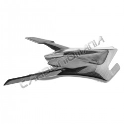 Carbon fiber swingarm cover for MV Agusta F3