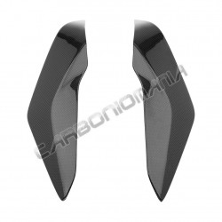 Carbon fiber under tank side panels for MV AGUSTA F3 675 2012 Performance Quality