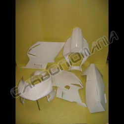 Glass resin racing motorcycle fairing for MV Agusta F4