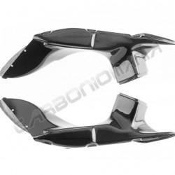 Caron fiber air ducts for MV Agusta F4 1000 750 Performance Quality
