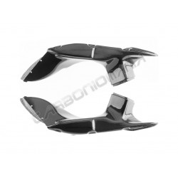 Caron fiber air ducts for MV Agusta F4 1000 750 Performance Quality