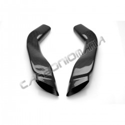 Carbon fiber air ducts for Suzuki GSX-R 1000 2003 2004