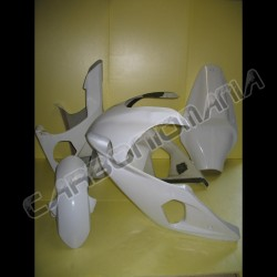 Glass resin racing motorcycle fairing for Suzuki GSX-R 1000 2000 2002