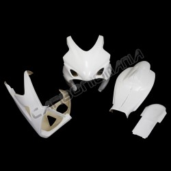 Glass resin racing motorcycle fairing for Suzuki GSX-R 1000 2005 2006
