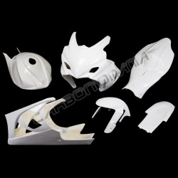Glass resin racing motorcycle fairing for Suzuki GSX-R 1000 2007 2008
