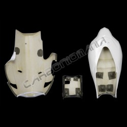 Glass resin racing motorcycle fairing for Suzuki GSX-R 1000 2009 2016