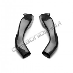 Carbon fiber air ducts for Suzuki GSX-R 600 750 2004 2005