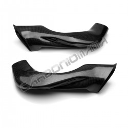 Carbon fiber air ducts for Suzuki GSX-R 600 750 2006 2007