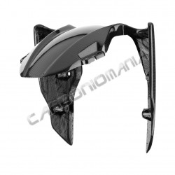 Carbon fiber front fender for Ducati Hyperstrada 2014 Performance Quality