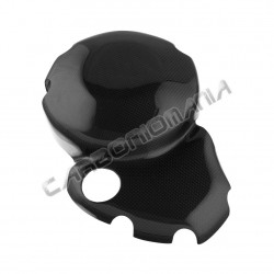 Carbon fiber clutch cover for Ducati Monster 696 796 1100 Performance Quality