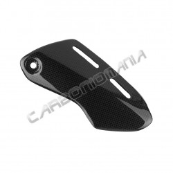 Carbon fiber exhaust heat shield for Ducati Monster 821 1200 1200 S 2014 Performance Quality