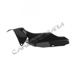 Carbon fiber radiator side panel for Ducati Monster 821 1200 1200 S 2014 Performance Quality