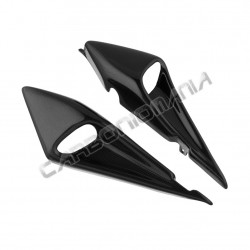 Carbon fiber side panels air ducts for Ducati Monster 900 2000 Performance Quality