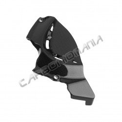 Carbon fiber sprocket cover for Ducati Monster 821 1200 1200 S 2014 Performance Quality