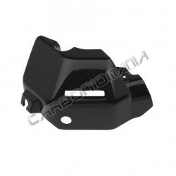 Carbon fiber water bowl cover for Yamaha MT-09 2014 Performance Quality
