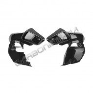 Carbon fiber air ducts for BMW R 1200 GS 2013 2018 Performance Quality