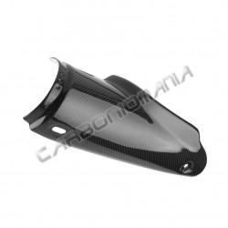 Carbon fiber exhaust heat shield for BMW R 1200 GS 2013 2018 Performance Quality