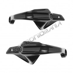 Carbon fiber handle protector for BMW R 1200 GS 2013 2018 Performance Quality