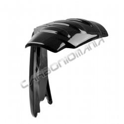 Carbon fiber rear fender cover spray for BMW R 1200 GS 2013 2018 Performance Quality