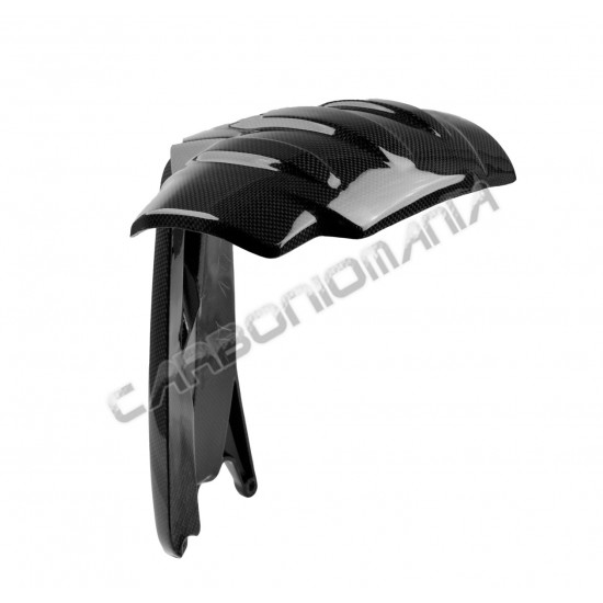 Carbon fiber rear fender cover spray for BMW R 1200 GS 2013 2018 Performance Quality image
