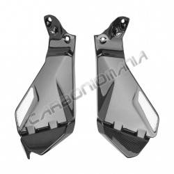 Carbon fiber side panels tank cover for BMW R 1200 GS 2013 2018 Performance Quality