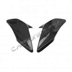 Pair of carbon radiator covers BMW R 1200 GS 2013 2018 Performance Quality