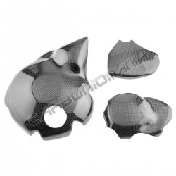 Carbon fiber carter cover for Yamaha R1 2004 2006