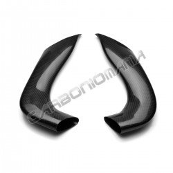 Carbon fiber air ducts for YAMAHA R1 2004 2006