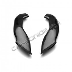 Carbon fiber air ducts for YAMAHA R1 2007 2008