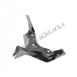 Carbon fiber fairing bracket for YAMAHA R1 2007 2008