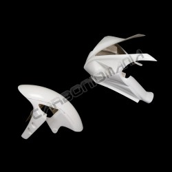 Glass resin racing motorcycle fairing for Yamaha R1 2009 2013