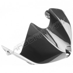 Carbon fiber tank cover for YAMAHA R6 2008 2016 Performance Quality
