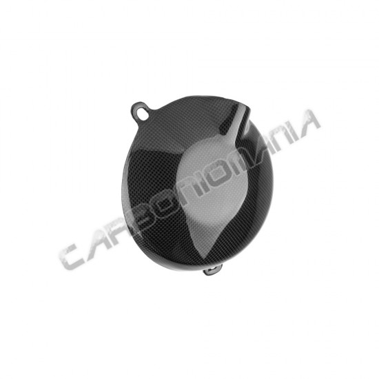 Carbon fiber clutch cover for MV AGUSTA RIVALE 800 Performance Quality image
