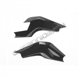 Carbon fiber swingarm cover for Aprilia RSV 1000 R 2004 2008