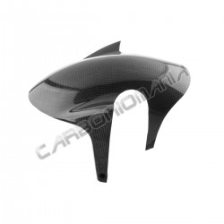 Carbon fiber front fender for Aprilia RSV4 2009 2017