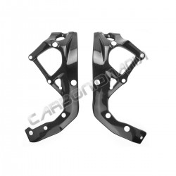 Carbon fiber frame cover for BMW S 1000 R mod. 02