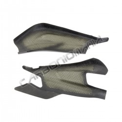 Carbon fiber swingarm cover for BMW S 1000 R 2014 2018