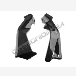 Carbon fiber side panels for Ducati Scrambler 2015 2016 Performance Quality